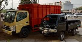 Jasa angkut & angkutan truk / truck / pickup KHAKA TRANS BandarLampung