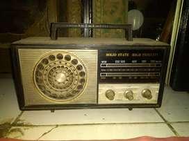 Radio jadul antik klasik vintage NOBLE