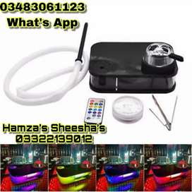 Deal in all kind of shisha sheesha collection available ha