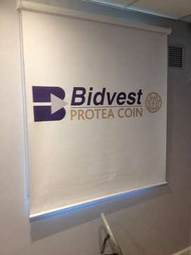 roller blinds(print your brand name on blinds) for window blinds