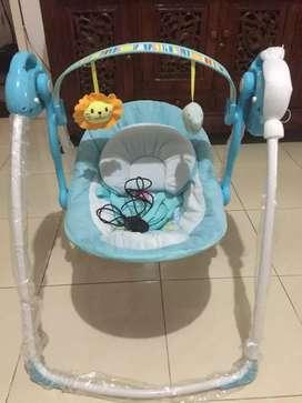 Baby Elle Angel Swing blue