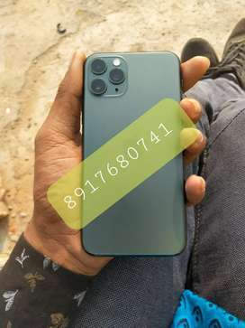 iPhone 11pro 64gb midnight Green colour