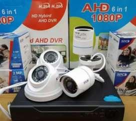Pemasangan CCTV Rumah Kantor Gudang Pabrik anda