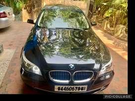 BMW 5 Series 2009 Diesel Good ConditionBl