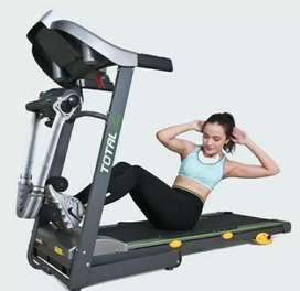Treadmill Elektrik 3 Fungsi TL 28