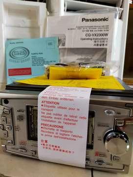 Double Din MP3 Panasonic