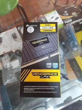 RAM PC LONGDIMM CORSAIR DDR4 8GB PC2666