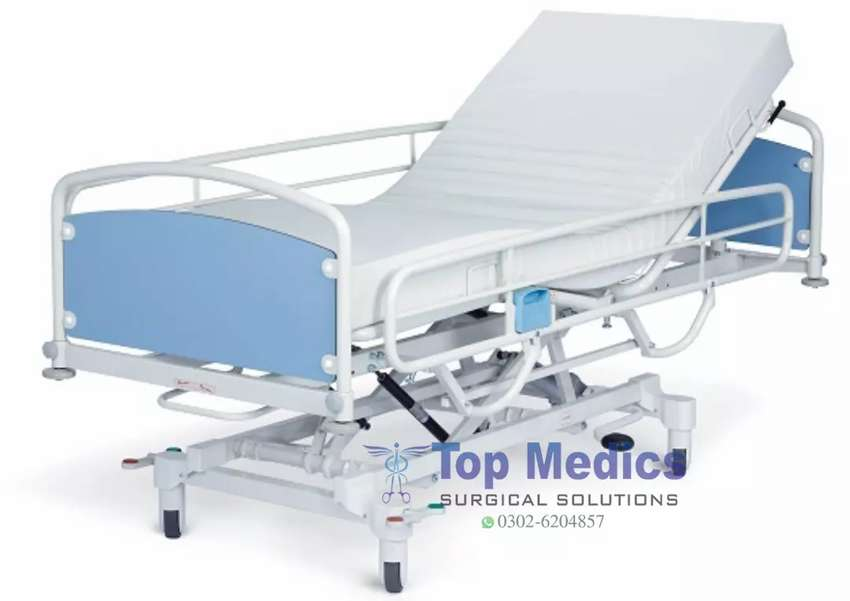 Three functions home nursing Bed electric on Rent 0