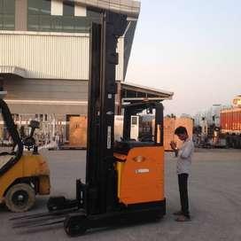 1.6 ton Nilkamal Reach Truck for sale