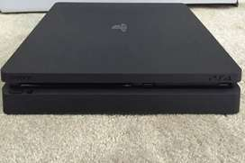 Ps4 1tb with games