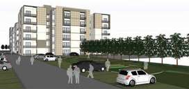 3BHK ready to move flats on airport road mohali zirakpur chandigarh
