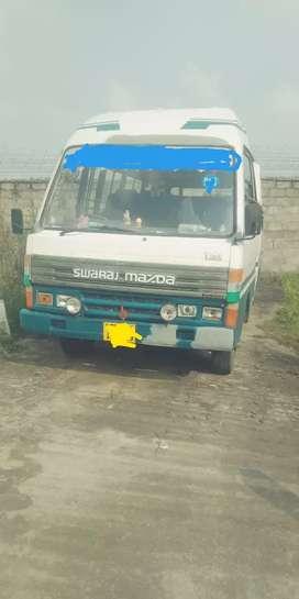 SWARAJ MAZDHA ( maxi cab )