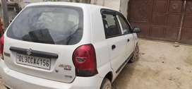 Its a white colour alto k-10