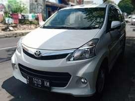 Toyota Avanza 1.5 Veloz Mt 2013 Airbag Odo 75 rb