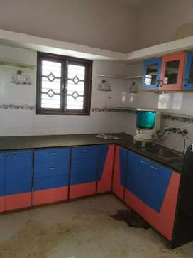 1bhk separate semi furnished tenament for rent with store room