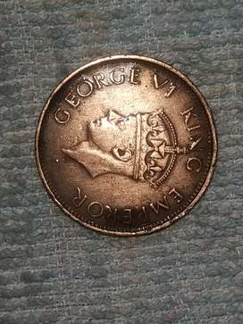 Old coins. 1911 to 1967