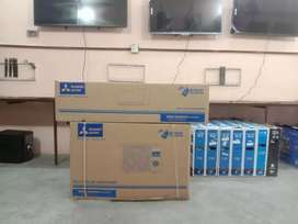 Imported Mitsubishi  1.5 Ton DC Inverter Heat and cool AC