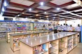 Running Pharmacy in Bahria Town For Sale