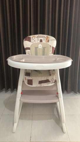 Kursi makan anak Merk Pliko HC - 505 3in1