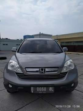 Honda crv 2.4 at 2007 tdp 12 jt