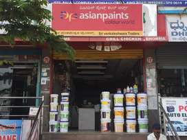 Asian paints dealer