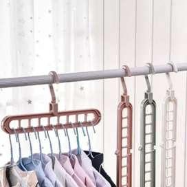Magic hanger 9 in 1 / gantungan baju 9 lubang