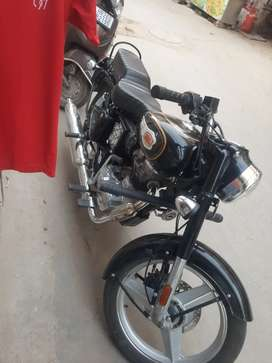 new bike new condition