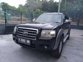 Ford Everest 4x2 manual diesel 2008