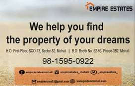 8 Marla Floor For Sale in Mohali Phase-5 (50% Share)