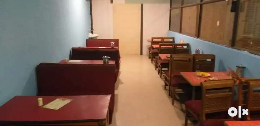Restaurant hookah cafe on rent at park circus 0