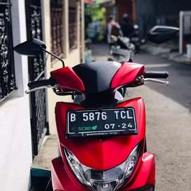 Yamaha All New Freego S 125cc VVA_Fi Thn 2019 likeNew 98% mulus km 7rb