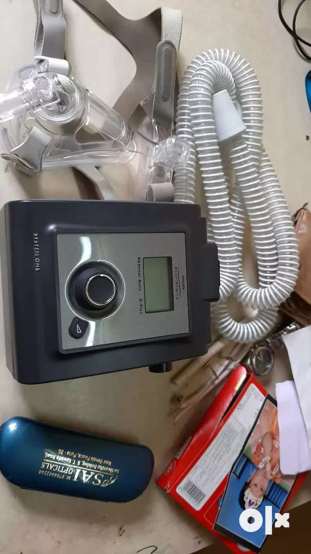 Philips CPAP machine in Warranty Rs 20,000 0