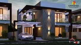 villas at 69 lakhs onwards at near pappanamcode Trivandrum