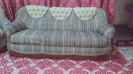 9 seater sofa set new condition