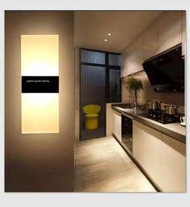 Lampu hias dinding Led dekorasi kamar tidur SP 1406 - Hitam ID63