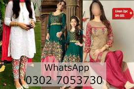 Super wholesale price -branded dresses best quality guarantee k sath
