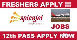 Spice-Jet Airlines Apply Now- 10th,12th Pass Job candidates for Airlin 0