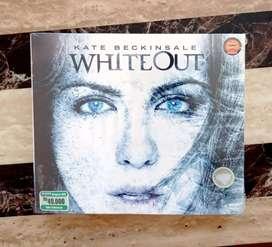 VCD WHITEOUT (ORIGINAL)  KONDISI SEGEL