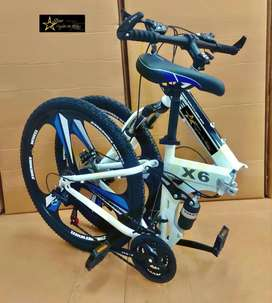 Brand New BM Foldable Cycles With Dual Suspension Available Now