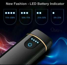 Korek elektrik USB fingertouch sentuh
