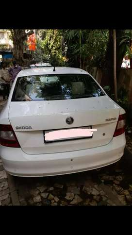 Skoda Rapid 2013 Diesel Well Maintained