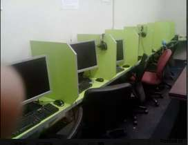Call centers seats,freelancers, IT Professionals, great office space