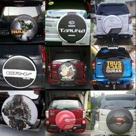 Cover/Sarung Ban Toyota Rush/Terios/Panther/CRV Ahlinya  gpl ayo order