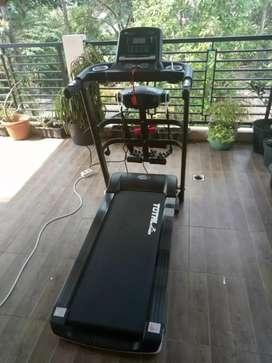 Treadmill elektrik dumble Tl 607