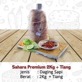 Daging Sapi Sahara 2KG Premium dengan tiang