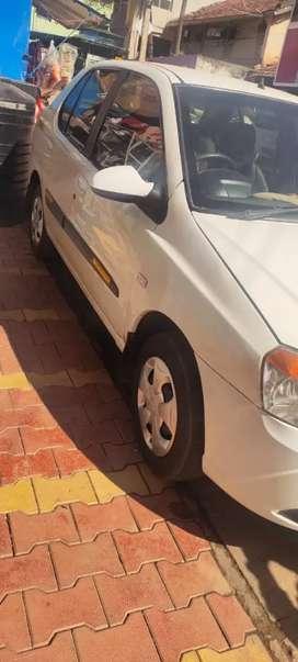 Tata Indigo Ecs 2016 Diesel 76000 Km Driven