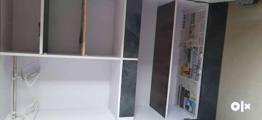 Fully laminated wardrobe 0