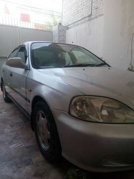 Honda Civic vti 2000 excellent condition