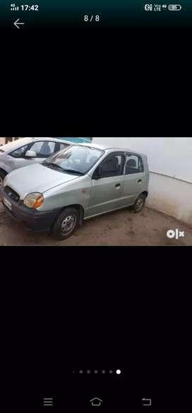 Hyundai Santro 2003 Petrol 95000 Km Driven
