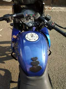 Bajaj pulsar 220 New clutch plate and new back tyre